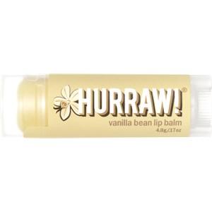 Hurraw - Lip care - Lip Balm Vanilla