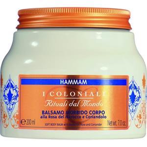 I Coloniali - Hammam - Körperbalsam Rose & Koriander
