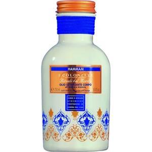 I Coloniali - Hammam - Körperöl Amber & Orange