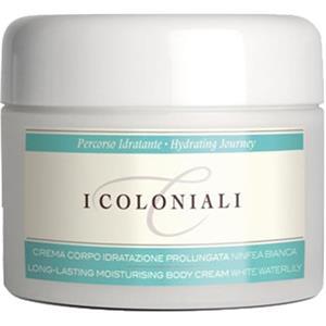 I Coloniali - Body care - Hydrating - Long Lasting Moisturising Body Cream White Waterlily
