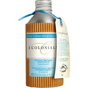 I Coloniali - Körperpflege - Invigorating Tibetan Shower Cream Rharbarer