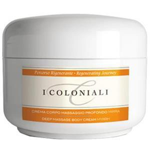 I Coloniali - Körperpflege - Regenerating - Deep Massage Body Cream