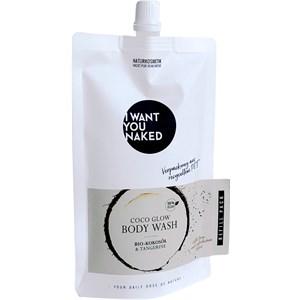 I Want You Naked - Duschgel - Bio-Kokosöl & Tangerine Coco Glow Body Wash