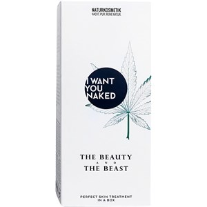 I Want You Naked - Creme, Öl & Seren - The Beauty & The Beast Geschenkset