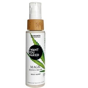 I Want You Naked - Handcreme - Holy Hemp Magic Hand Cream