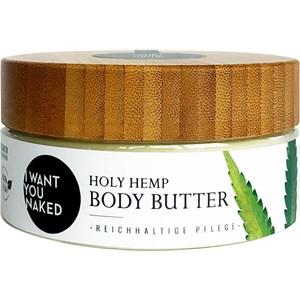 I Want You Naked - Lotionen, Creme & Öl - Holy Hemp Body Butter