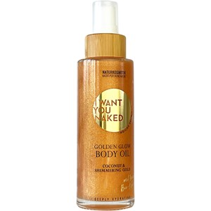 I Want You Naked - Lotionen, Creme & Öl - Golden Glow Body Oil