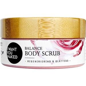 I Want You Naked - Peeling - Balance Body Scrub