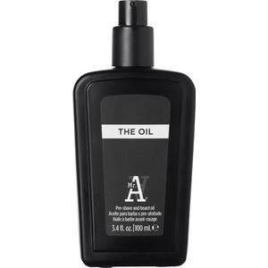 ICON - Facial care - The Oil Pre-Shave and Beard Oil