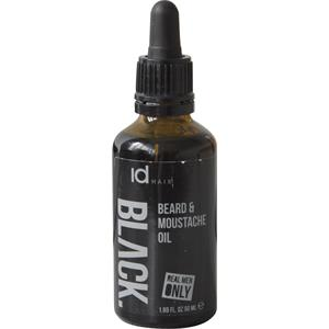 Image of ID Hair Haarpflege Black for Men Beard Oil 50 ml
