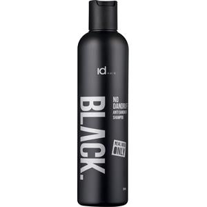 ID Hair - Black for Men - No Dandruff