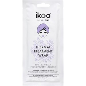 ikoo - Infusions - Detox & Balance Mask Thermal Treatment Wrap