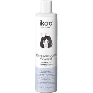 ikoo - Infusions - Don't Apologize, Volumize Shampoo