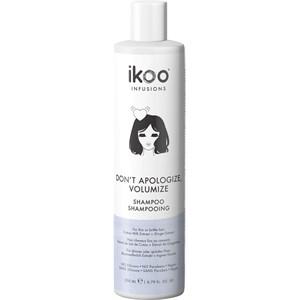 ikoo - Infusions - Don't Apologize, Volumize Shampoo