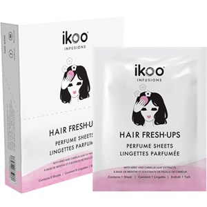 ikoo - Infusions - Hair Fresh-Ups Perfume Sheets
