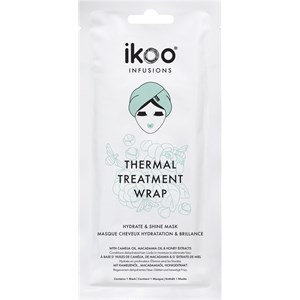 ikoo - Infusions -  Hydrate & Shine Mask Thermal Treatment Wrap