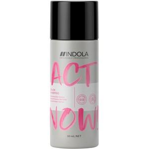 INDOLA - ACT NOW! Care - Color Shampoo Mini
