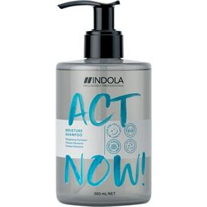INDOLA - ACT NOW! Care - Moisture Shampoo
