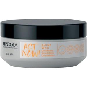 INDOLA - ACT NOW! Styling - Shine Wax