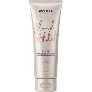 INDOLA - Blond Addict Care - Instacool Shampoo