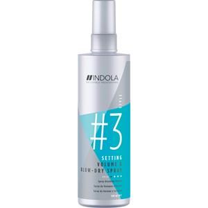 INDOLA - INNOVA Styling - Setting Volume & Blow Dry Spray