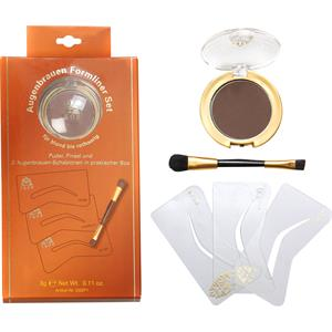 ikos-make-up-augen-augenbrauen-formliner-set-schablonen-3-stk-augenbrauenpuder-braun-3-g-pinsel-1-stk-
