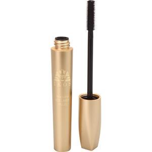 Image of Ikos Make-up Augen Mascara Volumen Plus Schwarz 9 ml