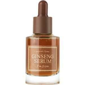 I´m from - Essence & Serums - Ginseng Serum