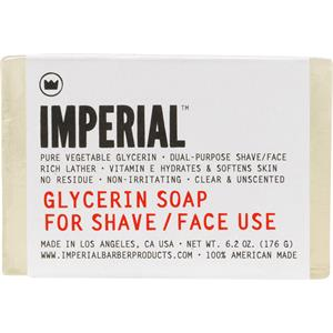 Imperial - Rasurpflege - Glycerine Soap for Shave/Face