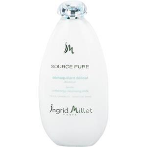 Ingrid Millet - Source Pure - Lait Démaquillante Delicat