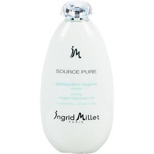Ingrid Millet - Source Pure - Lait Démaquillante Oxygene
