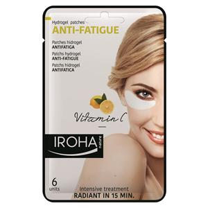 Iroha - Facial care - Anti-Fatigue Hydrogel Patches