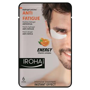 Iroha - Facial care - Anti-Fatigue Hydrogel Patches Men