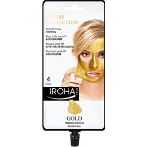 Iroha - Facial care - Divine Collection Firming Peel-Off Cream Mask