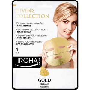 Iroha - Facial care - Divine Collection Hydra Firming Mask