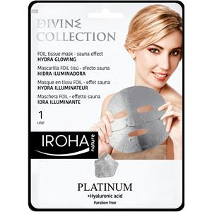 Iroha - Gesichtspflege - Divine Collection Hydra Glowing Mask