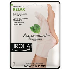 Iroha - Lichaamsverzorging - Foot Mask Socks Relax