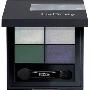 Isadora - Eye Shadow - Eyeshadow Quartet