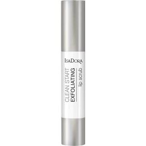Isadora - Lippenpflege - Clean Start Exfoliating Lip Scrub