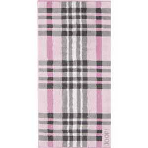 JOOP! - Breeze Checked - Rose Towel