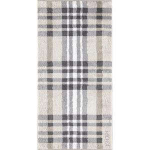 JOOP! - Breeze Checked - Stone Towel