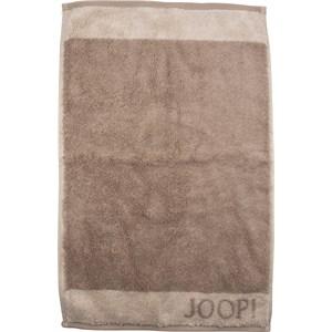JOOP! - Breeze Doubleface - Stone Guest Towel