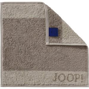 JOOP! - Breeze Doubleface - Waslapje steen