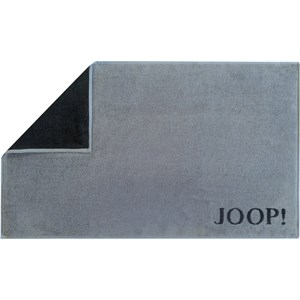 JOOP! - Classic Doubleface - Bademåtte antracit/sort
