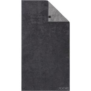 JOOP! - Classic Doubleface - Shower towel Anthracite
