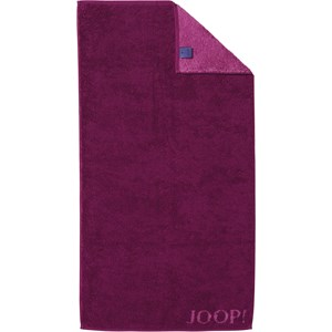 JOOP! - Classic Doubleface - Douchehanddoek cassis