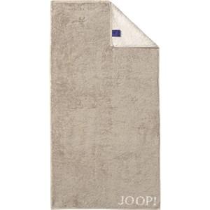 JOOP! - Classic Doubleface - Douchehanddoek zand