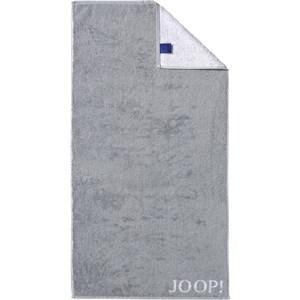 JOOP! - Classic Doubleface - Duschtuch Silber