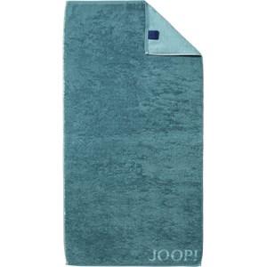 JOOP! - Classic Doubleface - Douchehanddoek turquoise
