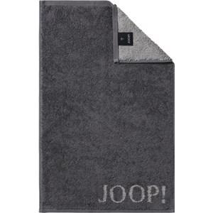 JOOP! - Classic Doubleface - Gästetuch Anthrazit